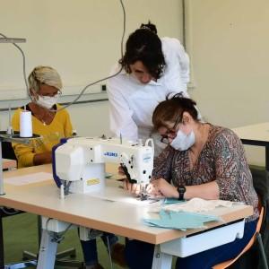 Atelier textile Résilience